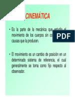 MRUV- Dinamica