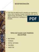 Curso Control de Plagas