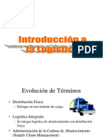 Intro Ducci on a Logistic A