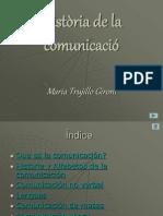Història de la comunicacion informatic