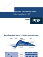 Information Sources and Characterization Process for the Exploitation of a NFR