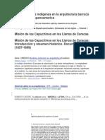 America Latina en Su Arquitectura