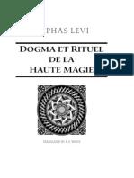 Eliphas Levi - Dogma Et Rituel Part II