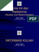 Kimia Inti - Iqmal - 05b - Hubungan Radiasi Dan Kimia Inti