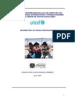 Doc II.visibilidad e Invisibilidad de Las Culturas Indigenas