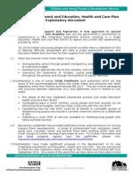 Assessment Process Explanatory Document - Final Draft