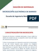 2 Microscopia Optica y de Barrido