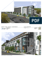Color Renderings, 1185 W Sunset