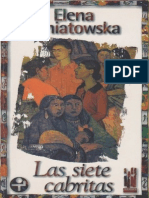 Poniatowska, Elena - Las Siete Cabritas
