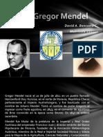 Biografía de Johann Gregor Mendel 2