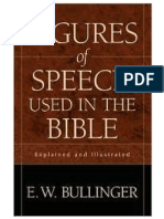 Bullinger Figures of Speech Used in the Bible
