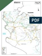 Mapa Vial Piura