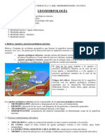 Geomorfología I 3eso t10