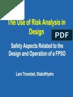 Statoil Ppt on Fpso Design