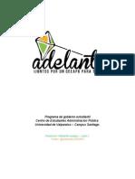 Programa Adelante Cee Apu 2014