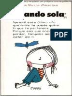 Hablando Sola - Daniela Rivera Zacarias