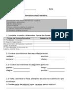 GRamática _revisão_3ºano