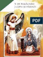 Carte de rugăciuni pentru copii și părinți (Chișinău 2011)