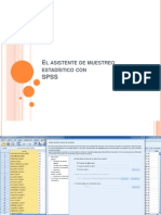 Muestreo Con Spss i