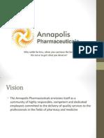 Intern - Annapolis Pharmaceuticals