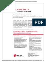 Konstrukteur Stanz− und Umformtechnik, Werkzeugkonstruktion (m_w) − Bersenbrück − StepStone