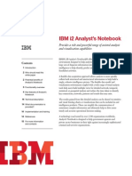 Ibm i2 Analyst Notebook