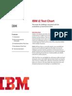 Ibm i2 Text Chart