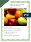 bodega de frutas proyecto