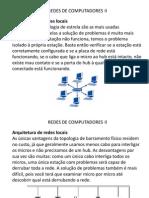 Aula 11 Arquitetura de Redes