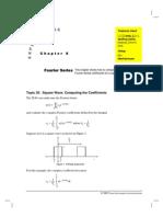 Fourier analysis on ti-89