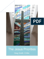 The Jesus Priorities