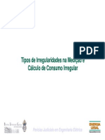 Perícias Judiciais - Tipos de Fraude e Calculo da IRR 2013 - Mercadante
