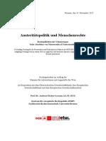 Austeritaetspolitik und Menschenrechte, Nov. 2013