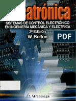 W.Bolton - Mecatrónica