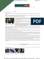 Então, qual é o seu algoritmo - Wall Street Journal - VALOR - 2012-05-07