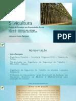 SENAR - Silvicultura - M. 1-2