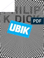 Ubik Philip K. Dick