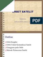 Orbit Satelit