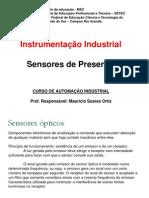 Instrumentação - mod 5 - Sensores Presença(1)