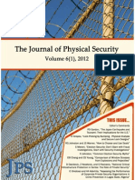 The Journal of Physical Security  Volume 6, Issue 1 (2012)