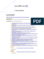 Bases de Datos ADO Con VB 6