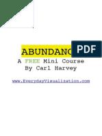 Carl Abundance PDF