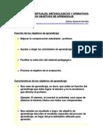 Objetivos de Aprendizaje Extracto BBB