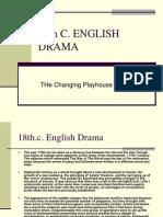 18th Century Drama Class 24-8-09