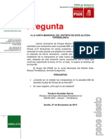 Pregunta - Marquesina 828 - JMD Este Diciembre 2013