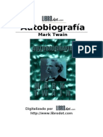 Twain Mark - Autobiografia