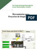 Proyectos de Biogas en Chile