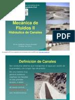 1ra Clase _ Hidraulica de Canales