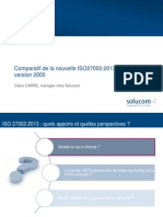 Solucom - ISO 27002 - étude de la nouvelle norme 2013_VF