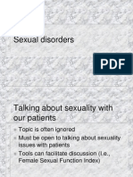 Sexual Disorders Powerpoint presentation